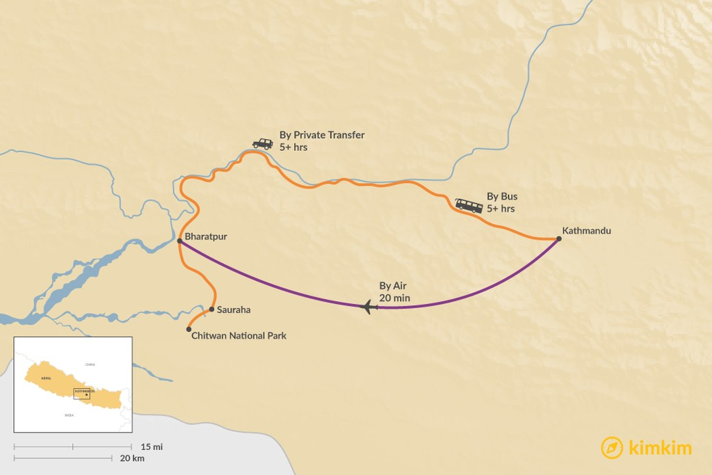 Lhotse Expedition Route Map