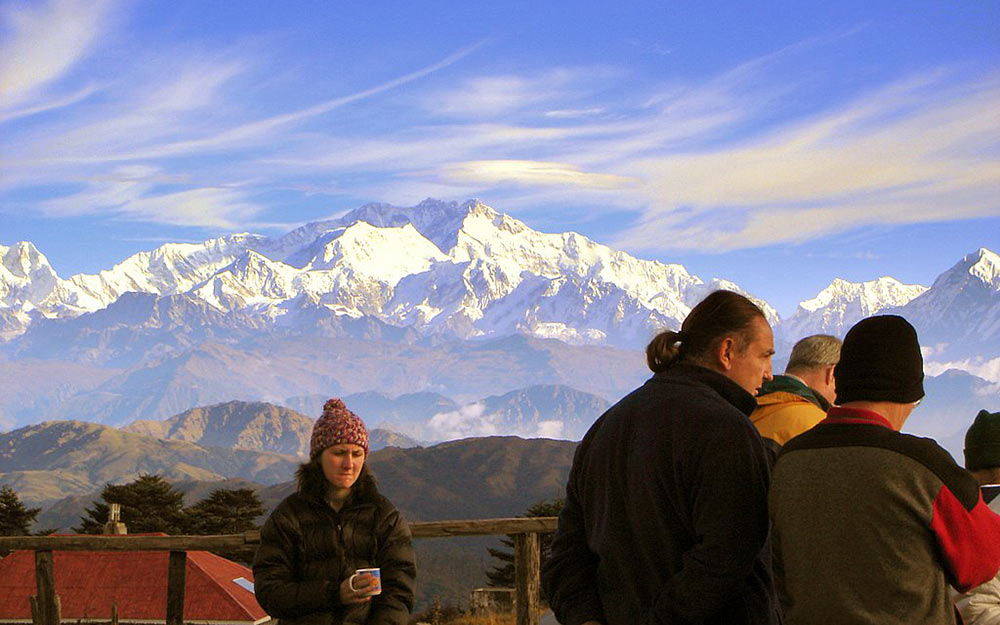 Mount Kanchenjunga Expedition